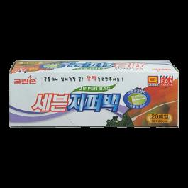 세븐지퍼백-소